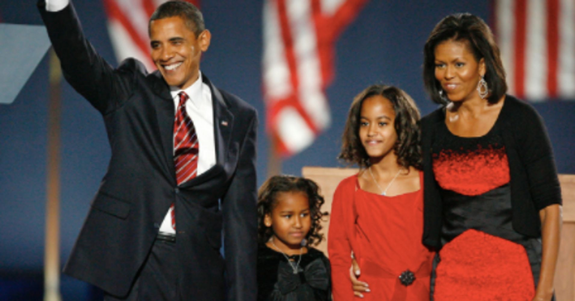 Barack Obama Just Posted The Sweetest Father's Day Throwback Photo