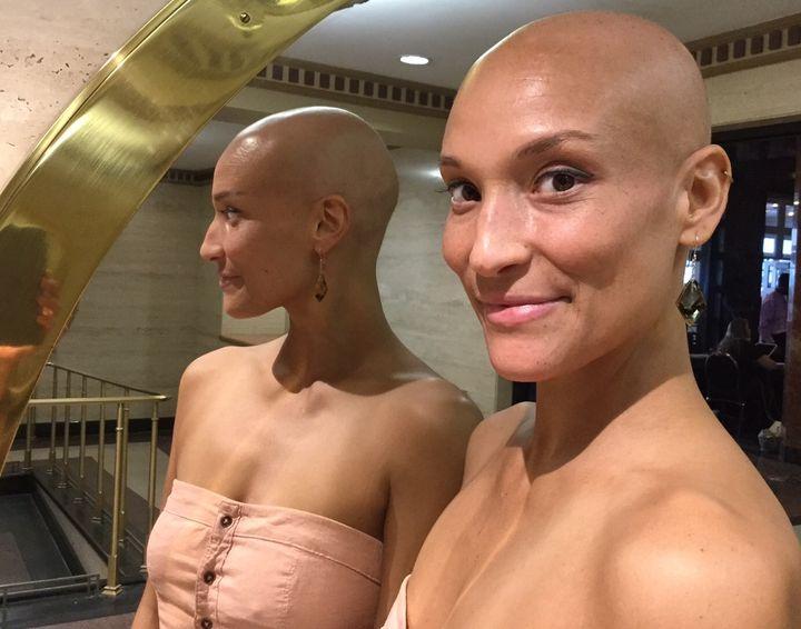 Queen Nefertiti 2017, Katie Herrera, 30.