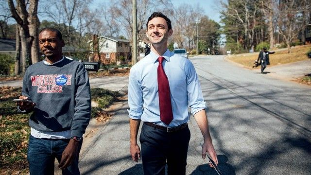 Points to Know As Georgia Race Heads to Voters