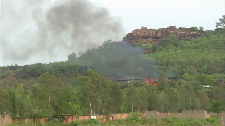 Mali Tourist Resort Under Attack