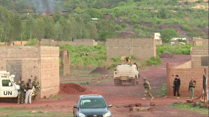4 'jihadists' killed, 5 held for attacking resort near Bamako