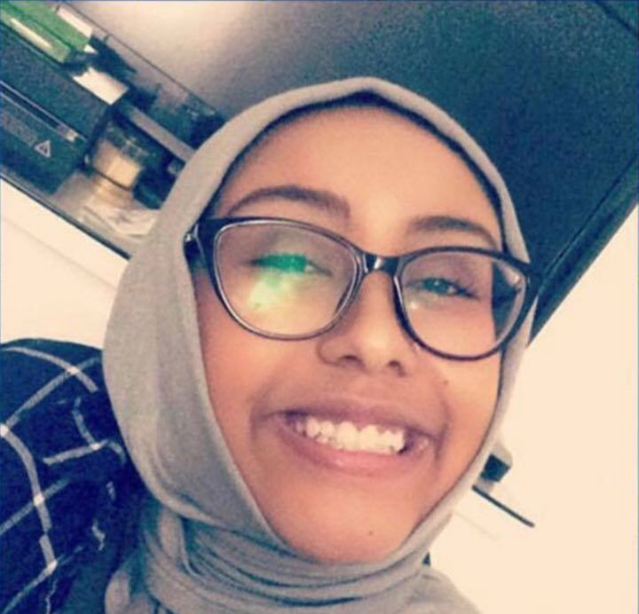 Nabra Hassanen was walking with friends who say they were threatened by a man with a baseball bat.
