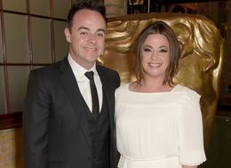 Ant McPartlin's Wife Lisa Speaks Out After Rehab Announcement