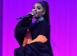 Ariana Grande Thanks Supporters For Getting Her Through 'Challenging Time'