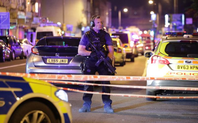 London Mosque Attack: A Period Of 'Terror' Haunts City Of
