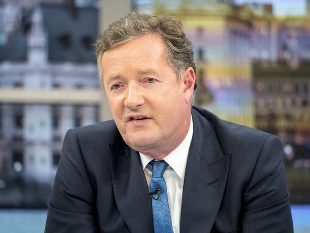 Piers Morgan claims 'Good Morning Britain' is slowly killing