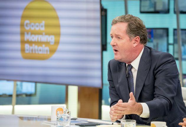 Piers Morgan on 'Good Morning