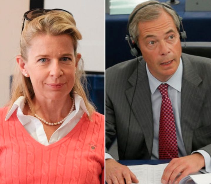 JK Rowling Starts Row With Katie Hopkins And Nigel Farage Over 'Radicalisation' After Finsbury Park