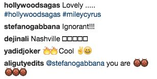 Dolce & Gabbana's Feud With Miley Cyrus Sure Escalated
