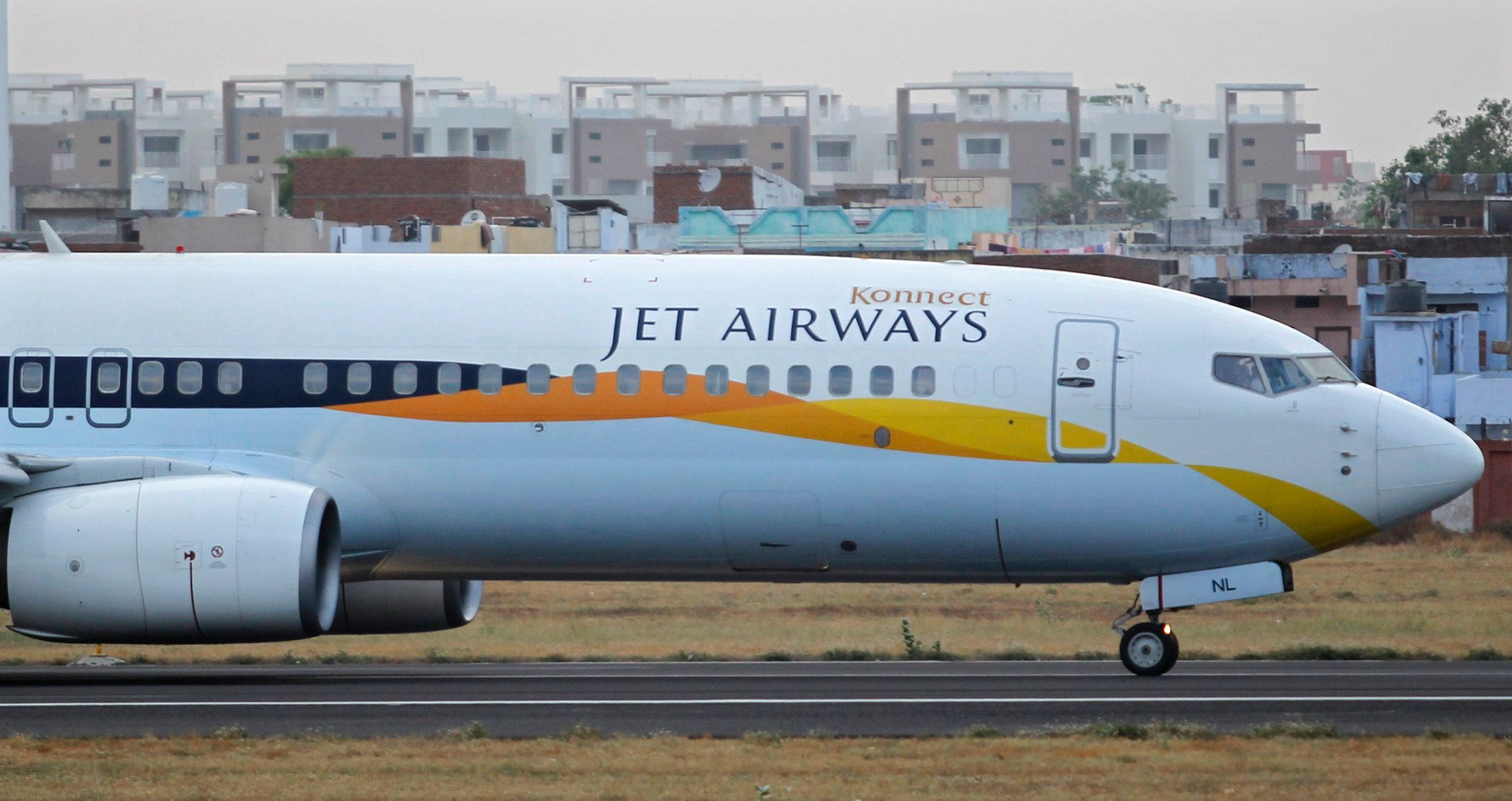 A baby has been given free airfare for life on Jet Airways after being born on one of their planes.