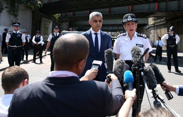 Finsbury Park: Sadiq Khan Gives Powerful Speech About Spate Of London