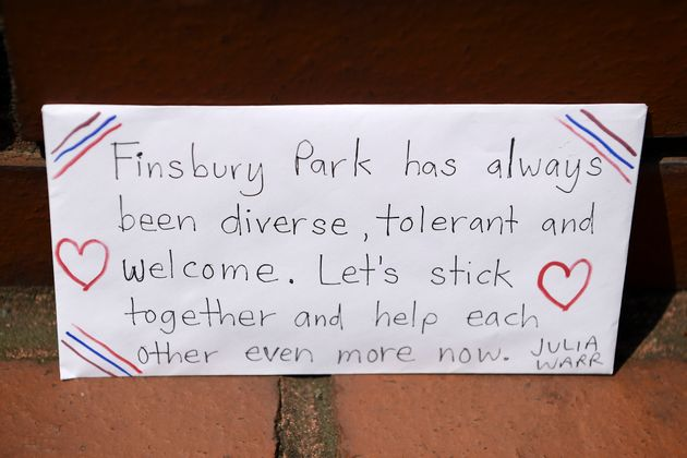 'Finsbury Park has always been diverse, tolerant and