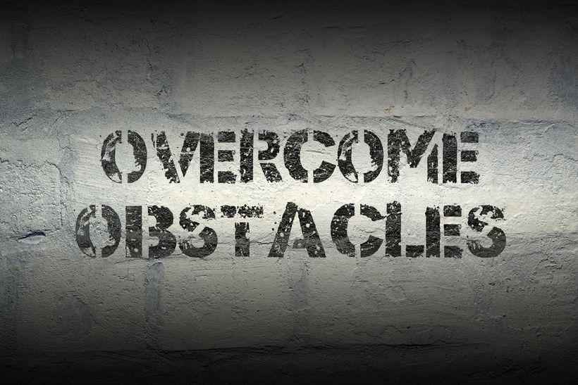 obstacles setting goals