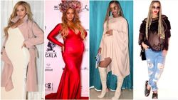 Let's Take A Minute To Praise Beyoncé's Epic Pregnancy