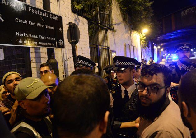 London Police Probe Link Between Van Ramming, Death at Finsbury Park