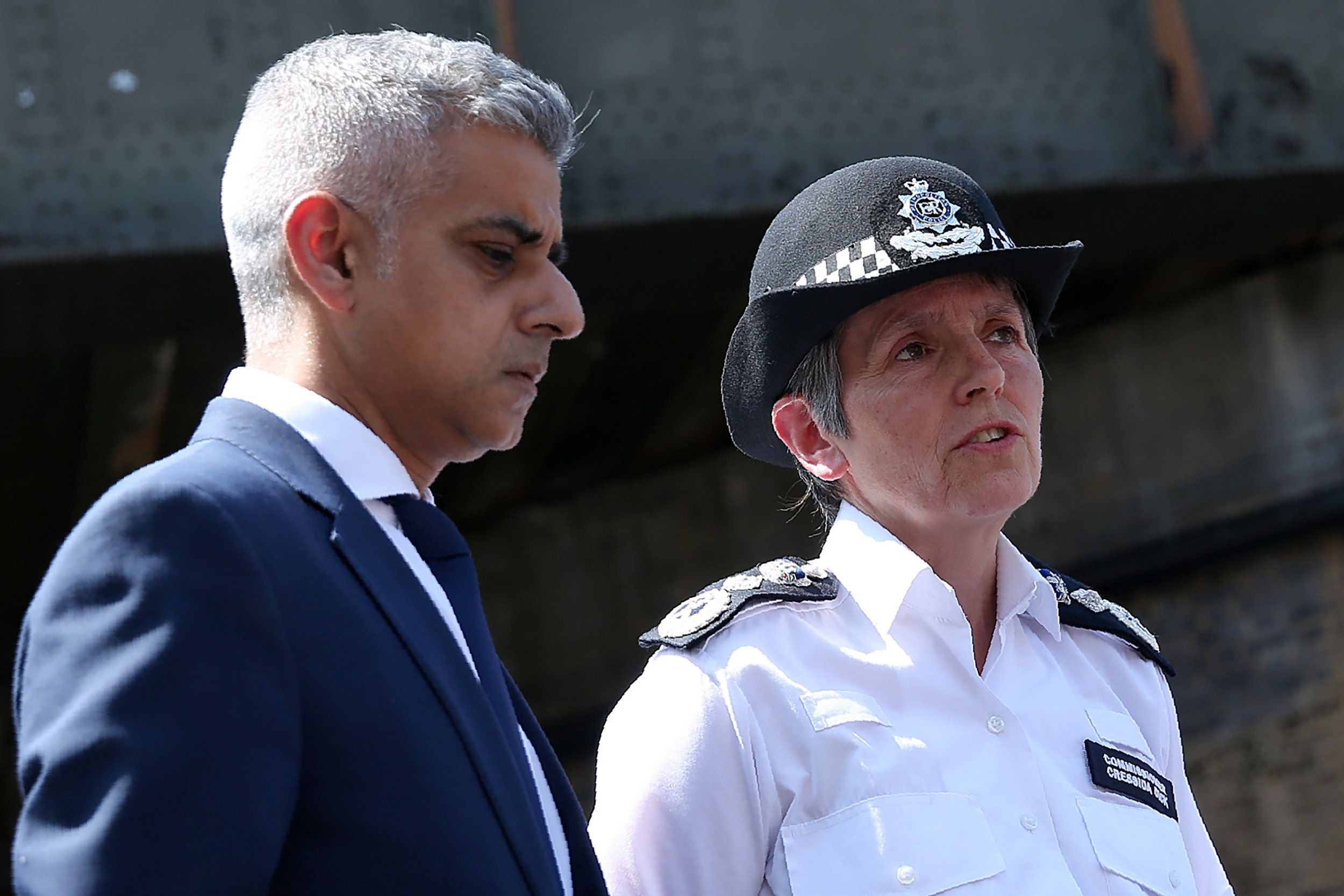 Sadiq Khan Gives Powerful Finsbury Park Speech After 'Terrible Few Weeks For