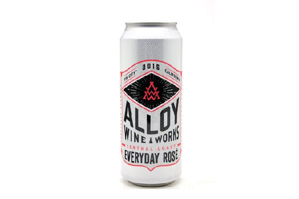 """Bright."" ""Drinkable."" ""Nice BIG can.""<br><br><strong><a href=""http://fieldrecordingswine.orderport.net/wines/CANS"" targ"