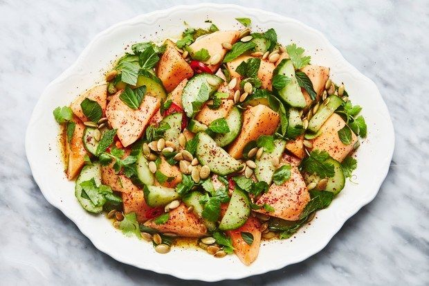 "<p>You want to know how to store cucumber the right way so you can make <a rel=""nofollow"" href=""http://www.epicurious.com/recipes/food/views/savory-cantaloupe-and-cucumber-fruit-salad?mbid=synd_huffpotaste"" target=""_blank"">this amazing salad</a>, right?</p>"