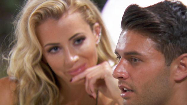 Mike paired up with Olivia, despite Mike's feelings for