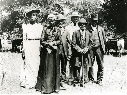 Texas Juneteenth Celebration in 1900