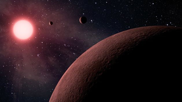 NASA Discovers 10 Potentially Habitable Earth-Like