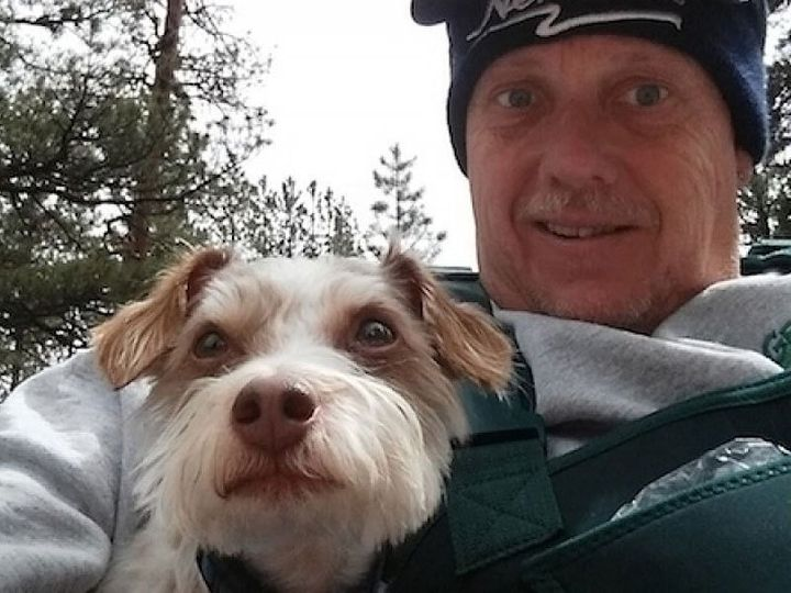 Randy Bilyeu, 54, died last year searching for the treasure.