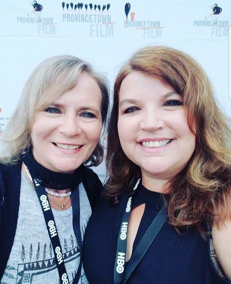 Caroline and Laurie Hart - Filmgoers and Filmmakers