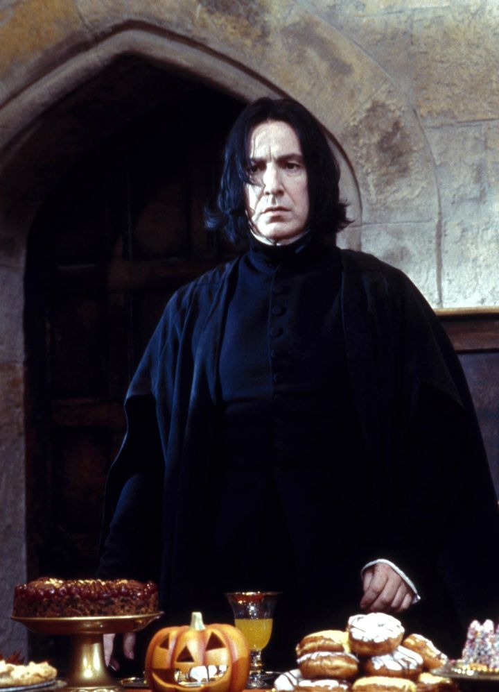 Oh Snape!