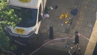 A mosque was targeted in Londons latest vehicle attack