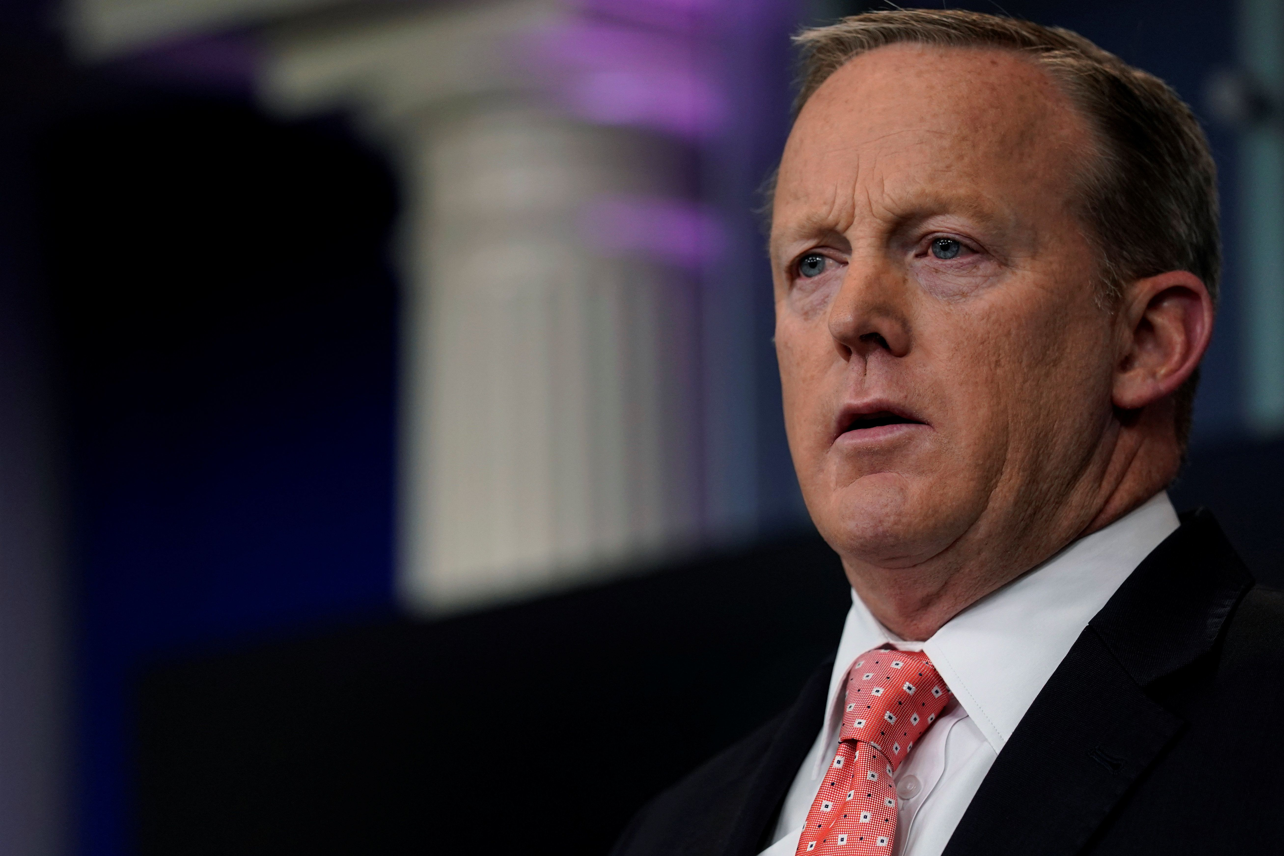 Is Spicey Stepping Away From The White House