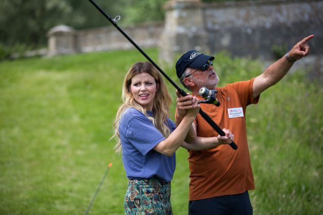 Fishing will be one of the activities on offer at the 'Countryfile Live'