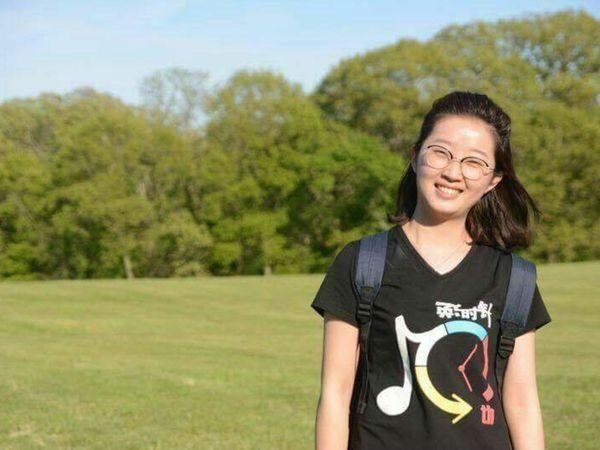 This undated picture shows Yingying Zhang. Police said they believe the woman, who disappeared 10 days ago, was kidnapped.