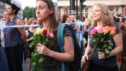 Hundreds Of People Lay Flowers At Vigil For Victims Of Finsbury Park