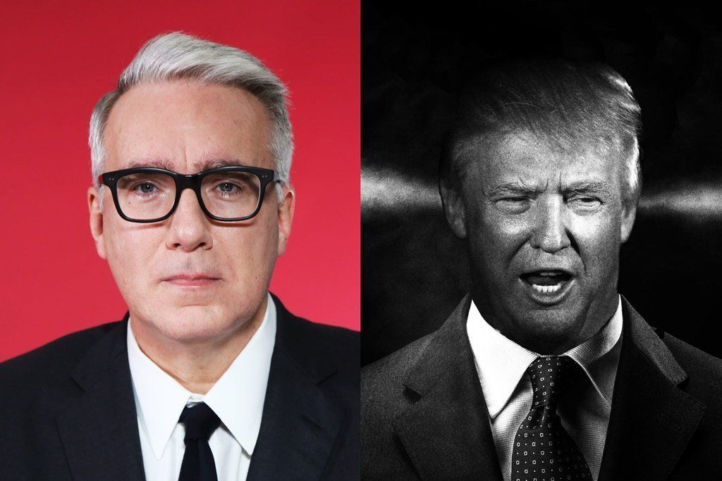 Keith Olbermann expounds on Donald Trumps self-destruction