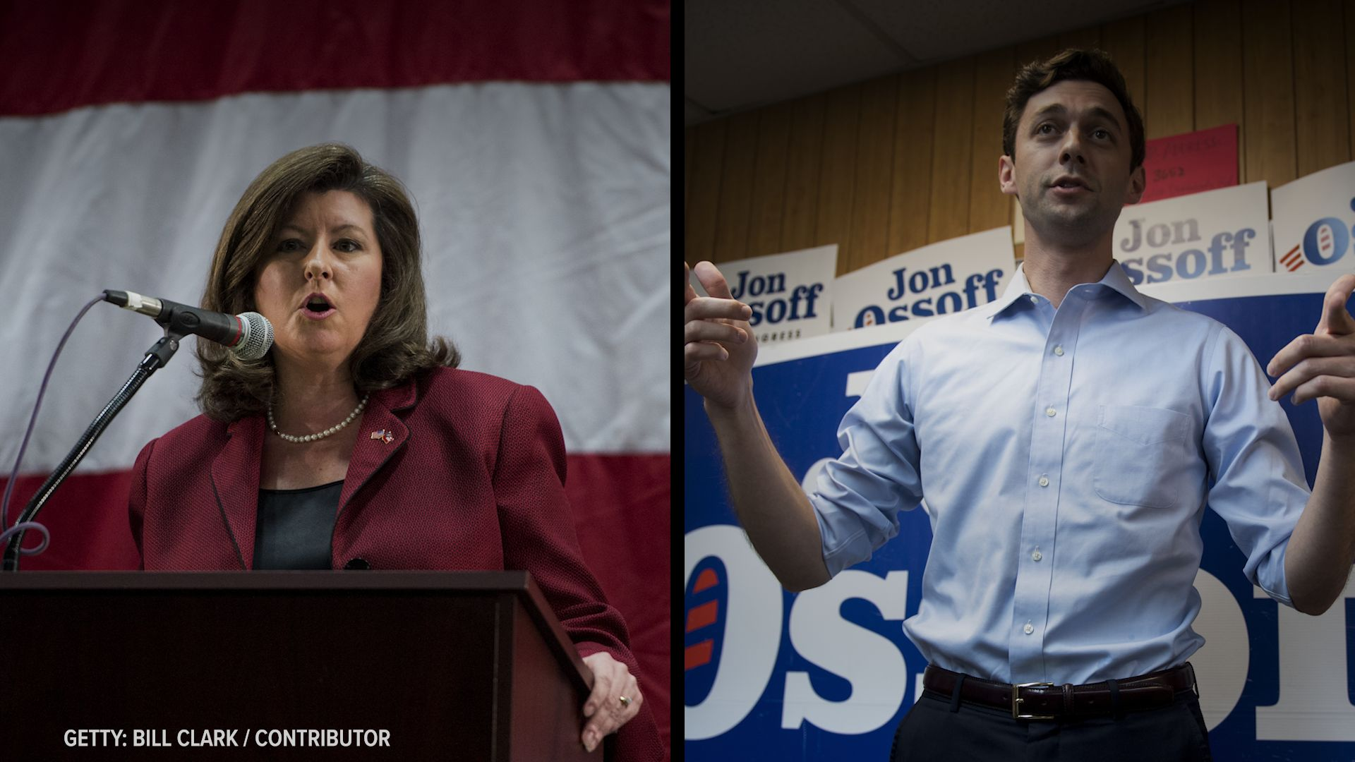 The crucial race between Karen Handel and Jon Ossoff has serious implications for national politics