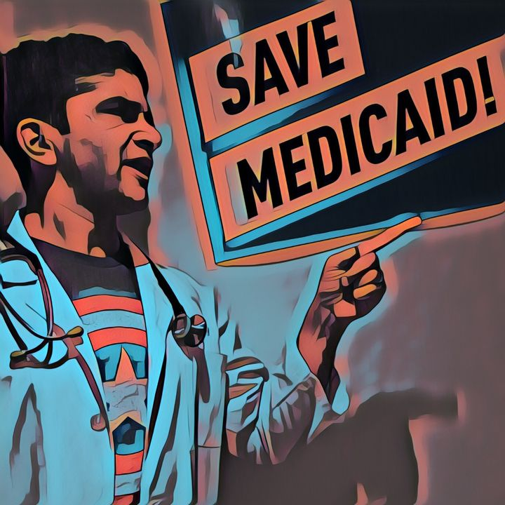 "<p>""Doctors Demand Congress Protect Our Care!"" — Dr America</p>"