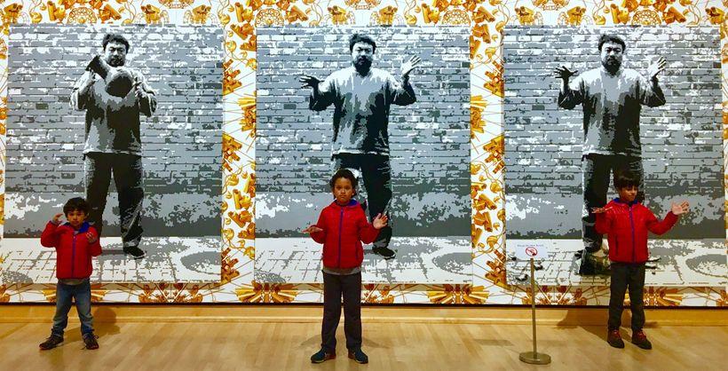 Ai Weiwei @ Meijer Gardens. Grand Rapids, MI