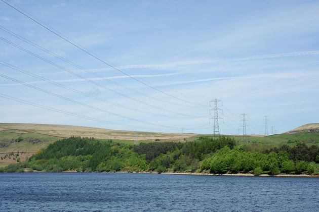 The body of a teenage boy was discovered in Greenbooth Reservoir near Rochdale last