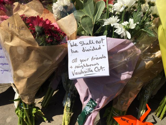 Finsbury Park Attack: Signs And Messages Show Londoners' Defiance In Face Of