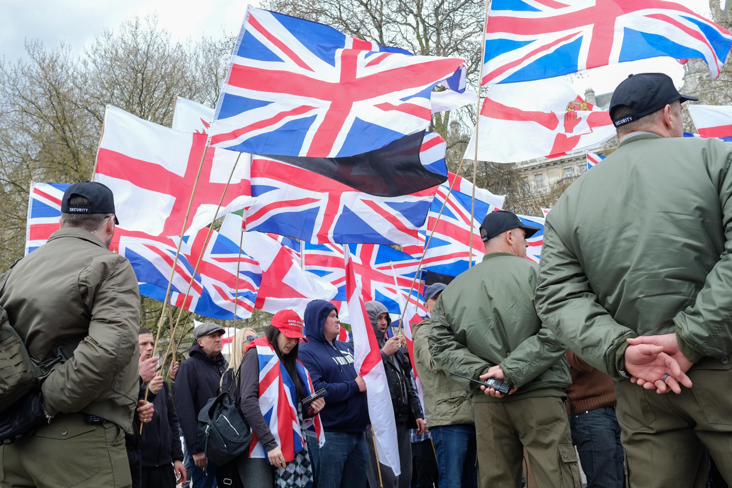 One In Three Terror Suspects In UK Are Far-Right