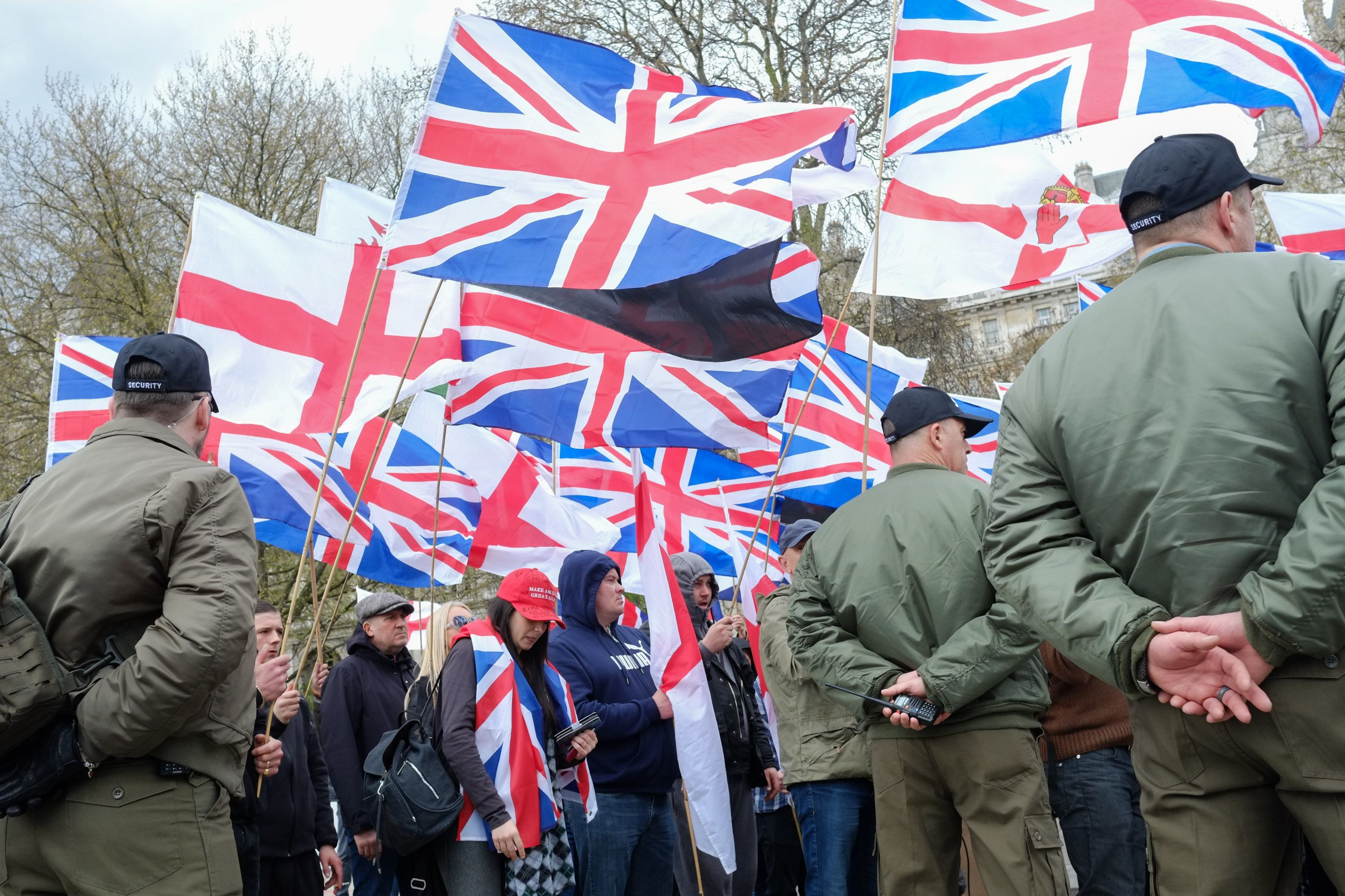 The far-right accounts for a third of all anti-terror referrals, new stats