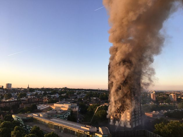 Firefighters have demanded there be 'no cover up' surroundingthe Grenfell