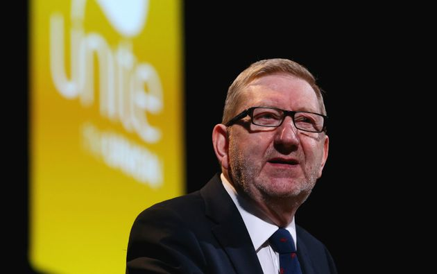 Len McCluskey held on to his Unite leadership with a 6,000 vote