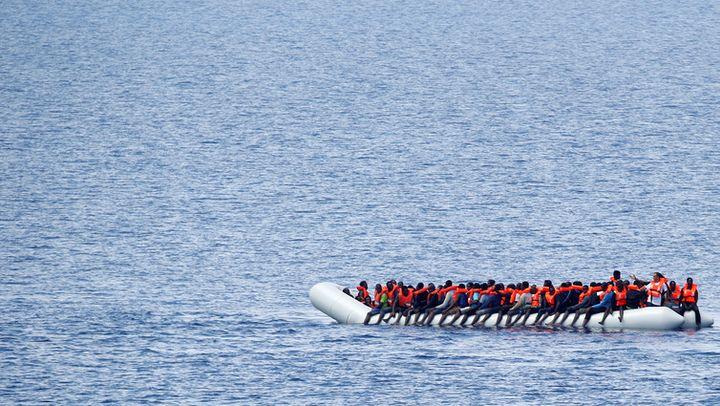 In 2016, some 5,000 people died crossing the Mediterranean Sea.