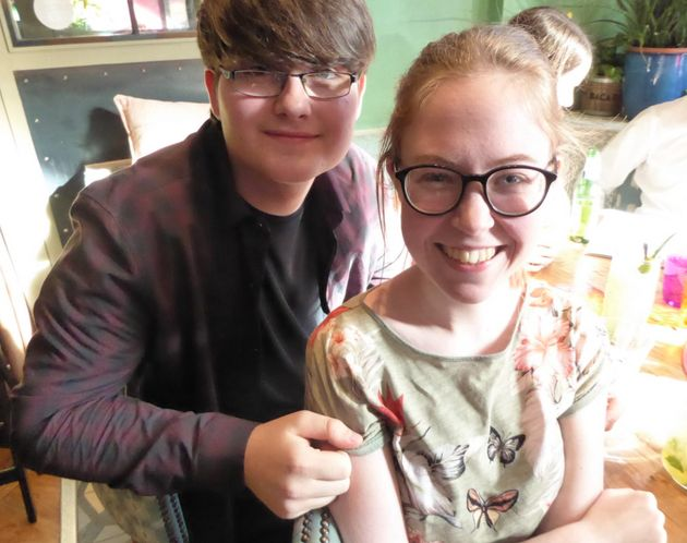 The boyfriend of murdered teen Ellen Higginbottom has paid tribute to his 'beautiful