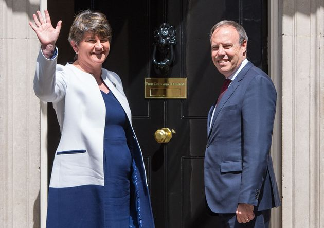 DUP: Chances of deal with Tories are very good