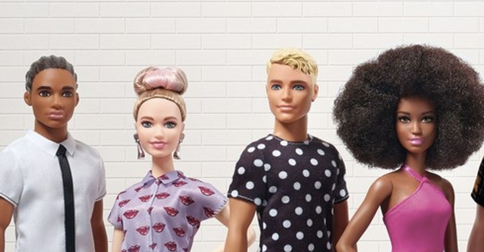 Ken Doll Gets A Makeover With New Body Types Skin Tones