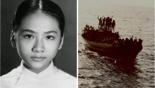Asian 'Boat People,' Once Opposed More Than Syrian Refugees Today, Speak