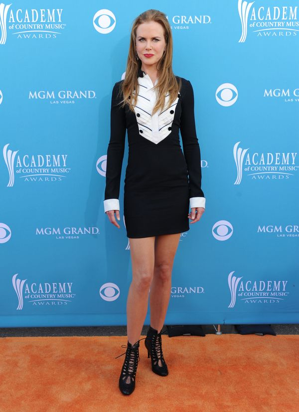 At the Academy of Country Music Awards.