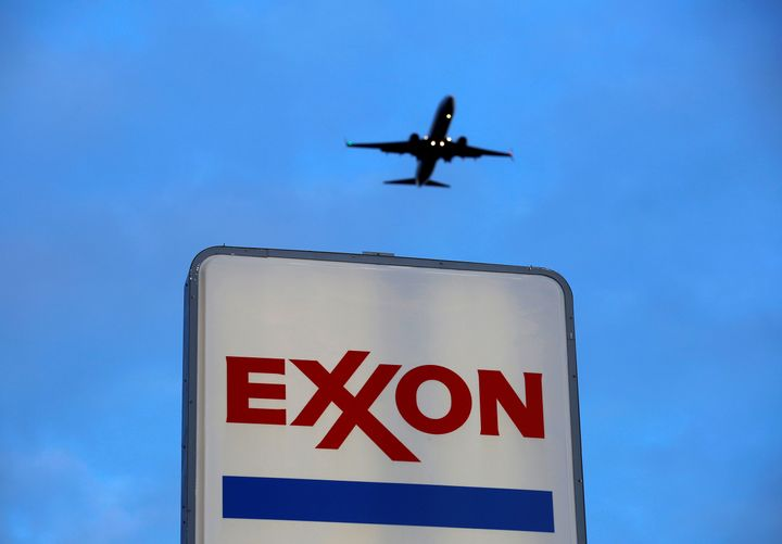 Exxon Mobil has backed carbon tax proposals before -- sort of.